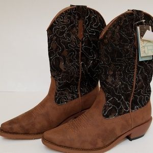 "Roper ""Wear the West "" Cowgirl Boots"